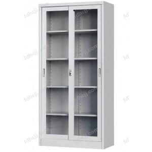 通体玻璃移门柜