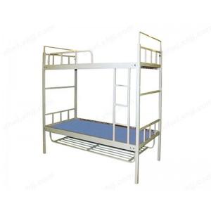上下床 铁床上下铺双层床 卡扣床