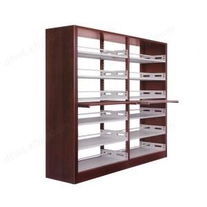 书架 钢制书架 图书架 阅览室架