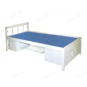单人床 钢制铁床 工用床校用床