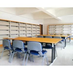 书架 阅览室书架 货架 档案图书柜