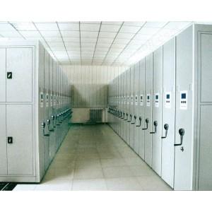 密集架 档案密集柜 档案架 钢制资料柜