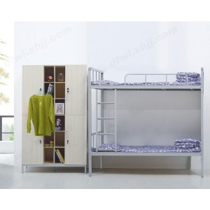 上下床 学生公寓单人床
