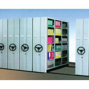 密集架 档案柜 密集柜 手动资料柜