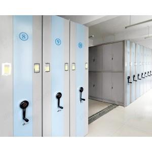 密集架 智能档案架 智能资料柜