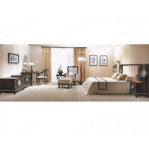 酒店套房 酒店家具 简约卧室套房