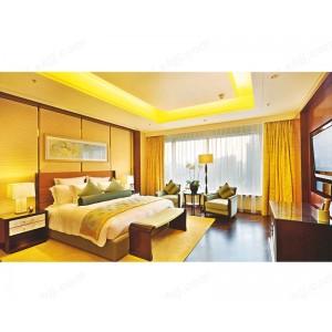 酒店套房 标间床单人套房单身公寓床