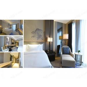 酒店套房 旅馆家具标间双人套房床