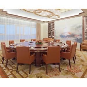 餐桌 酒店宴会桌 大圆桌 豪华餐桌