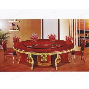 餐桌 大圆桌 火锅桌 聚会桌