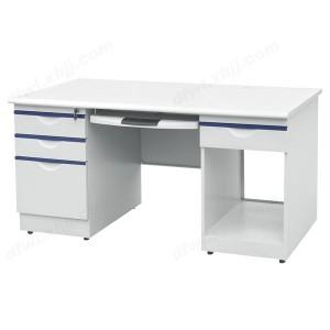 钢制办公桌 员工桌 写字桌 职员桌