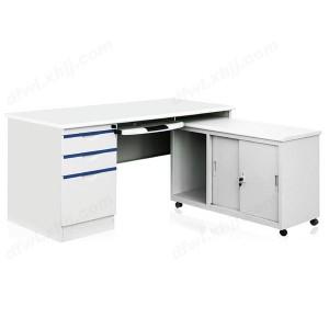 钢制办公桌 铁皮电脑桌 员工办公桌