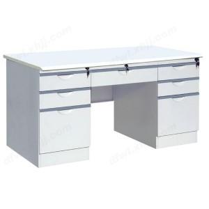 钢制办公桌 收纳桌 办公桌 电脑桌