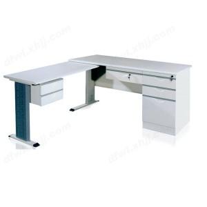 钢制办公桌 多功能桌 员工电脑桌