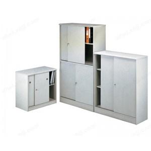 木制书柜 办公书柜 档案柜 带锁柜