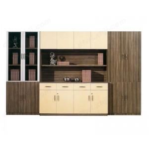 木制书柜 组合书柜 陈列储物资料柜