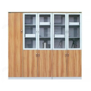 木制书柜 储物展示柜 置物架