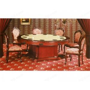 餐桌 酒店圆桌 宴会餐桌 实木圆桌