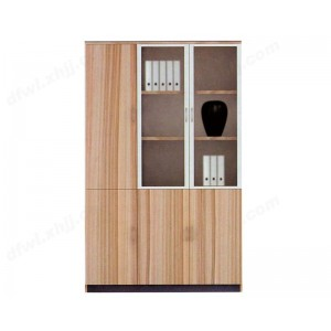 木制书柜 木制书柜文件柜 铁皮柜