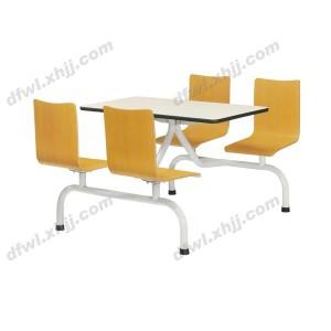 餐桌椅 食堂桌 校用餐桌椅