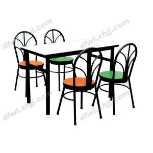 餐桌椅 餐台椅 用餐桌 简约现代