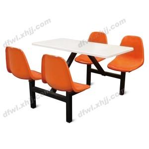 餐桌椅 校用餐桌 用餐台
