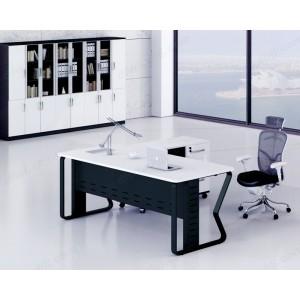 经理台 板式家具 简约现代