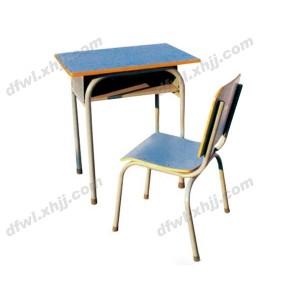 课桌椅 时尚书桌椅 学校桌椅