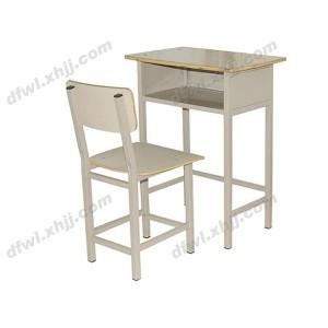 课桌椅 简约书桌椅 校用课桌椅