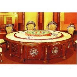 餐桌 酒店宴会桌 聚会卓 用餐桌