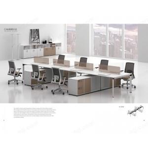 屏风  简约现代电脑桌 员工桌