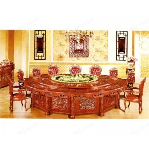 餐桌 豪华酒店餐桌 电动桌 聚会桌