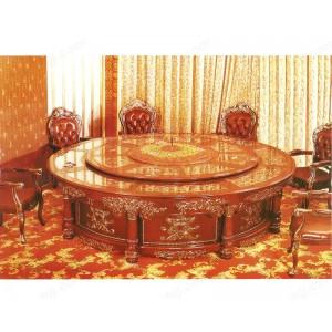 餐桌 酒店餐桌 豪华餐台桌