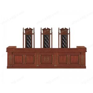 主席台 法官台 庭审桌