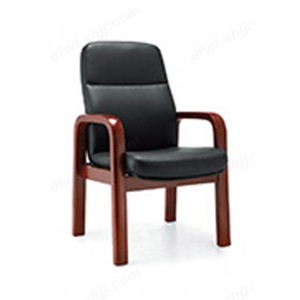 靠背椅 休闲椅 会议室椅