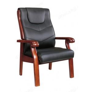 电脑椅 家用会议椅子 实木老板椅 麻将椅