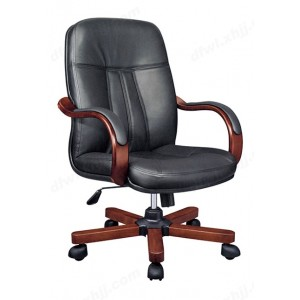 真皮老板椅 办公椅 按摩可躺转椅 电脑椅