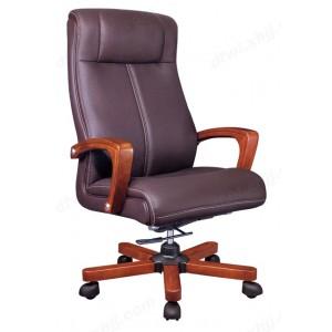 老板椅 大班椅 进口头层真牛皮可躺椅