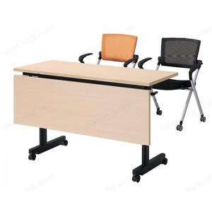 阅览桌 员工活动桌 钢木办公桌
