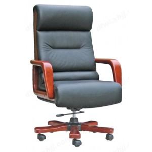真皮转椅 老板椅 办公椅 大班椅