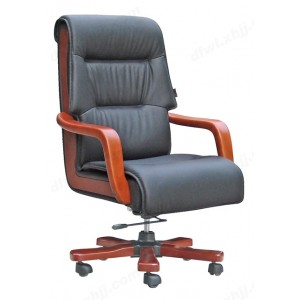 大班椅 实木转椅 电脑椅