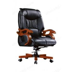真皮老板椅 家用电脑椅子 牛皮办公转椅