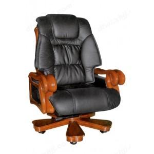 大班椅 真皮电脑椅 家用可躺带按摩椅