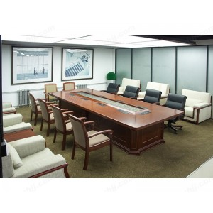 会议桌 简约型会议桌 洽谈桌 办公桌