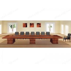 会议桌 时尚洽谈桌 条形开会桌