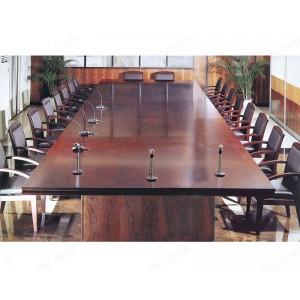 会议桌 简约现代长桌 创意洽谈桌