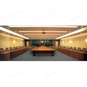 会议桌 时尚商务桌 大型实木会议桌