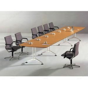 会议桌 钢腿会议桌 办公桌 培训桌