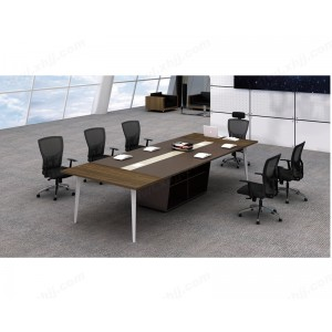 会议桌 培训桌 实木条形桌