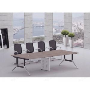会议桌 时尚会议桌 钢腿办公桌